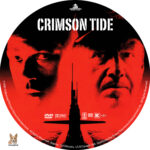 Crimson Tide (1995) R1 Custom Label