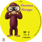 Curious George (2006) R1 Custom Label