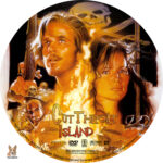 Cutthroat Island (1995) R1 Custom Label