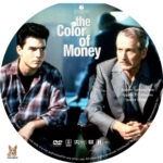 The Color of Money (1986) R1 Custom Label