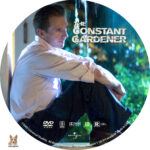 The Constant Gardener (2005) R1 Custom Labels