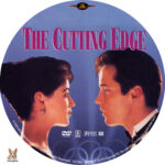 The Cutting Edge (1992) R1 Custom Label