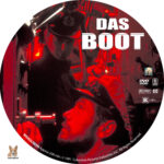 Das Boot (1981) R1 Custom Label