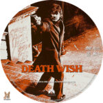Deathwish (1974) R1 Custom Labels