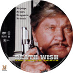 Deathwish V: The Face of Death (1994) R1 Custom Labels