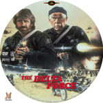 The Delta Force (1986) R1 Custom Label