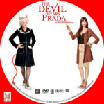 The Devil Wears Prada (2006) R1 Custom Label