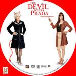 The Devil Wears Prada (2006) R1 Custom Label