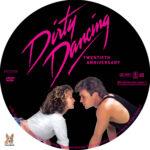 Dirty Dancing (1987) R1 Custom labels