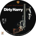 Dirty Harry (1971) R1 Custom Label