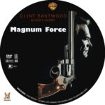 Magnum Force (1973) R1 Custom Label