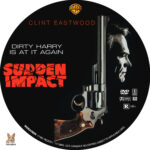 Sudden Impact (1973) R1 Custom label