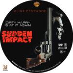 Sudden Impact (1973) R1 Custom label