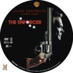 The Enforcer (1976) R1 Custom Label