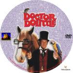 Doctor Dolittle (1967) R1 Custom Label