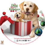 The Dog Who Saved the Holidays (2012) R1 Custom label