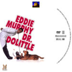 Dr. Dolittle (1998) R1 Custom label