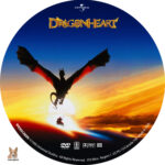 Dragonheart (1996) R1 Custom Label