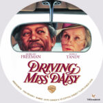Driving Miss Daisy (1989) R1 Custom Label