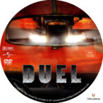 Duel (1971) R1 Custom Label