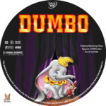 Dumbo (1941) R1 Custom Labels