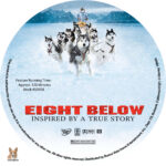 Eight Below (2006) R1 Custom Label