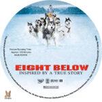 Eight Below (2006) R1 Custom Label