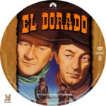 El Dorado (1967) R1 Custom label