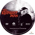 The Elephant Man (1980) R1 Custom label