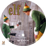 Elf (2003) R1 Custom Labels