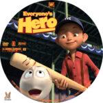 Everyone's Hero (2006) R1 Custom Labels