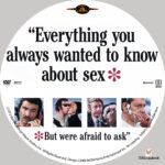 Everything You've Always Wanted to Know About Sex * But Were Afraid to Ask (1972) R1 Custom Label