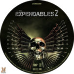 The Expendables 2 (2012) R1 Custom labels
