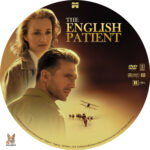 The English Patient (1996) R1 Custom labels