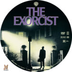 The Exorcist (1973) R1 Custom Label