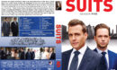 Suits - Season 5 (2016) R1 Custom Cover & labels