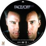 Face/Off (1997) R1 Custom Label