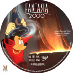 Fantasia 2000 (2000) R1 Custom Labels