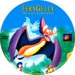 FernGully (1992) R1 Custom label