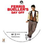 Ferris Bueller's Day Off (1986) R1 Custom labels