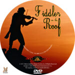 Fiddler on the Roof (1971) R1 Custom label