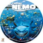 Finding Nemo (2003) R1 Custom Label