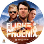 Flight of the Phoenix (2004) R1 Custom Label