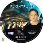 Flightplan (2005) R1 Custom label