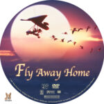 Fly Away Home (1996) R1 Custom Labels