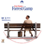 Forrest Gump (1994) R1 Custom Labels