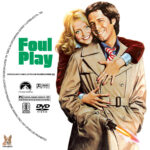 Foul Play (1978) R1 Custom Label
