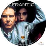 Frantic (1987) R1 Custom Label