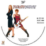 Freaky Friday (2003) R1 Custom Labels