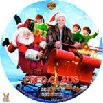 Fred Claus (2007) R1 Custom Labels